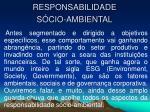 responsabilidade s cio ambiental2