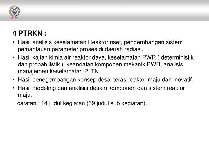 4 PTRKN :