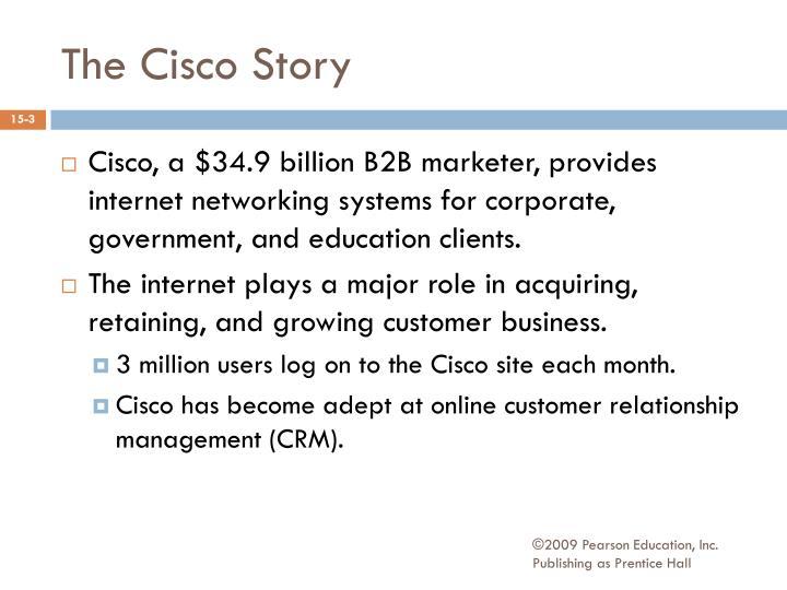 The Cisco Story