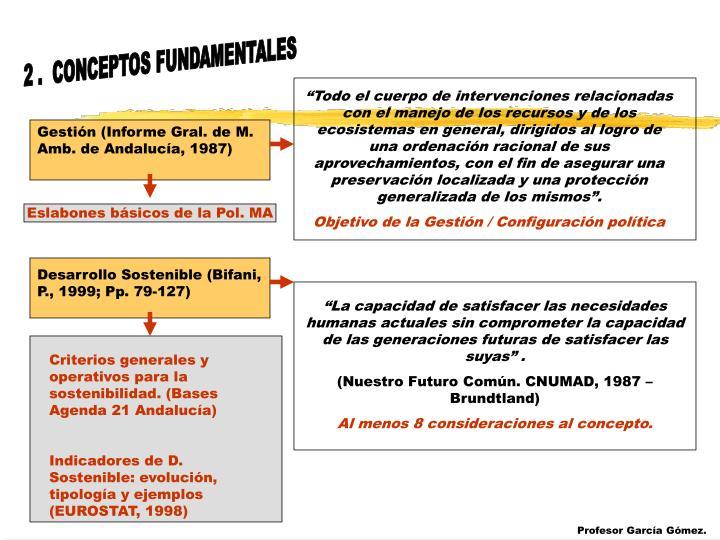2 .  CONCEPTOS FUNDAMENTALES