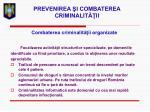 prevenirea i combaterea criminalit ii10