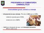 prevenirea i combaterea criminalit ii11