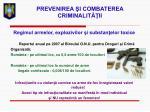 prevenirea i combaterea criminalit ii17