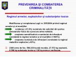 prevenirea i combaterea criminalit ii18