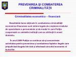 prevenirea i combaterea criminalit ii21