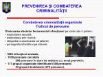 prevenirea i combaterea criminalit ii6