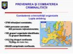 prevenirea i combaterea criminalit ii7