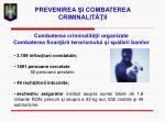 prevenirea i combaterea criminalit ii8