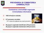prevenirea i combaterea criminalit ii9