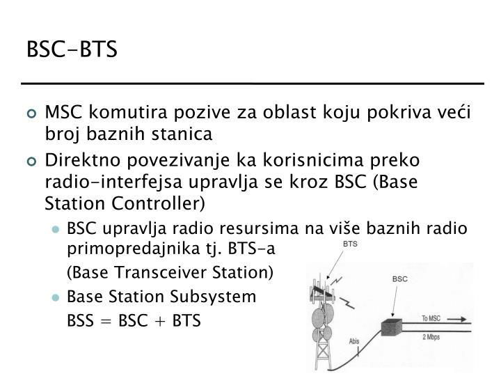 BSC-BTS