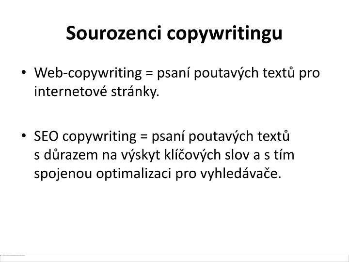 Sourozenci copywritingu