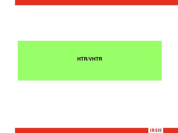 HTR/VHTR