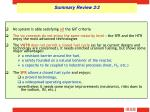 summary review 2 2