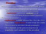 3 precedent