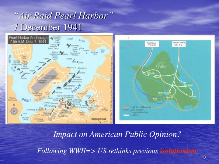 """Air Raid Pearl Harbor"""