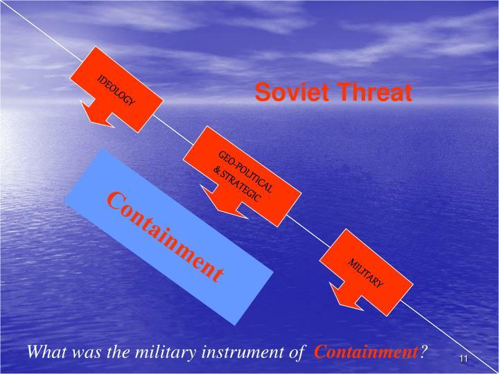 Soviet Threat