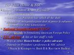 the white house nsc