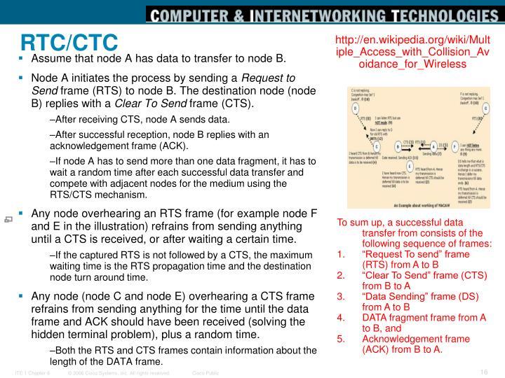 RTC/CTC