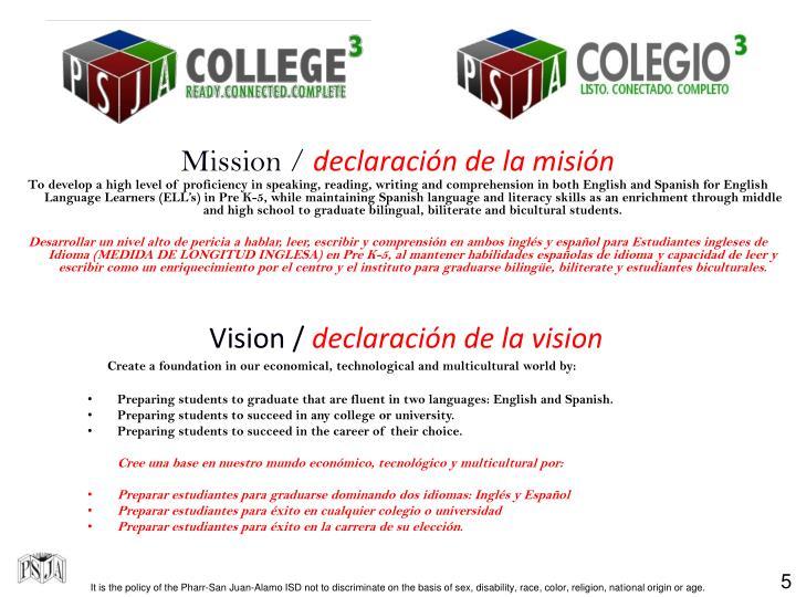 Mission /