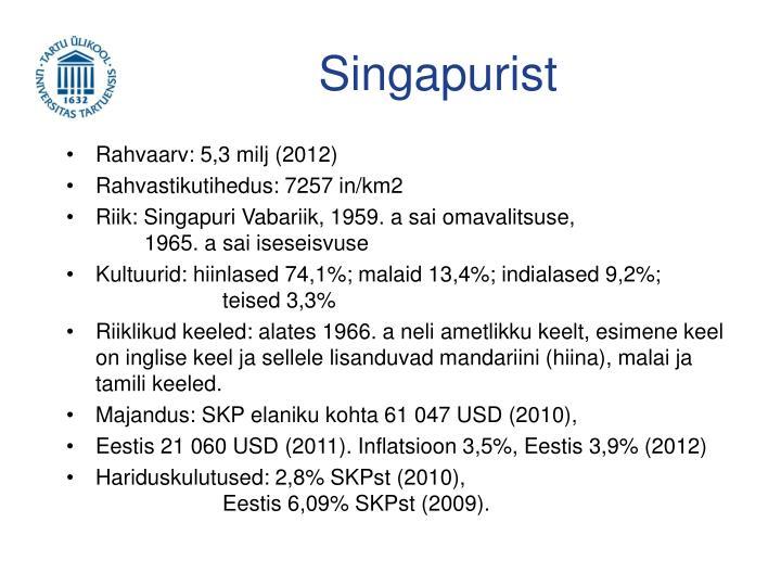 Singapurist