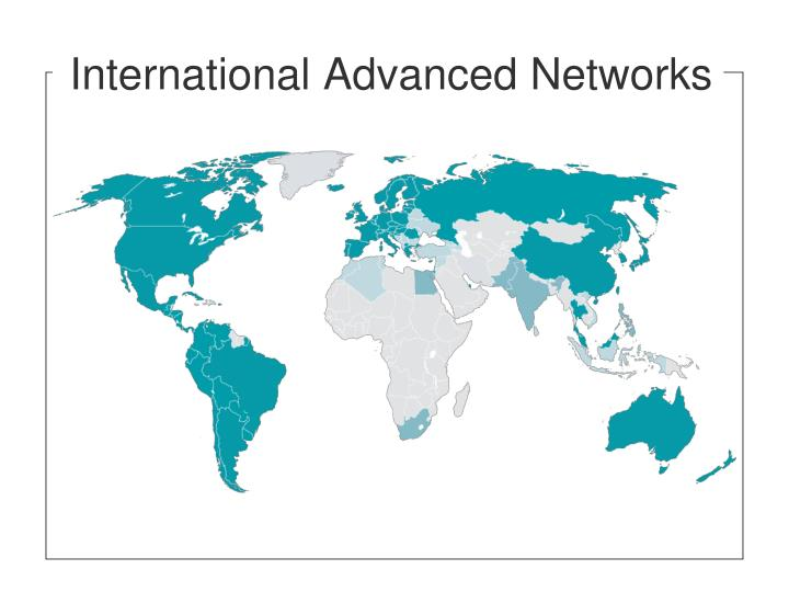 International Advanced Networks