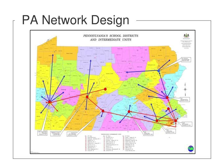 PA Network Design