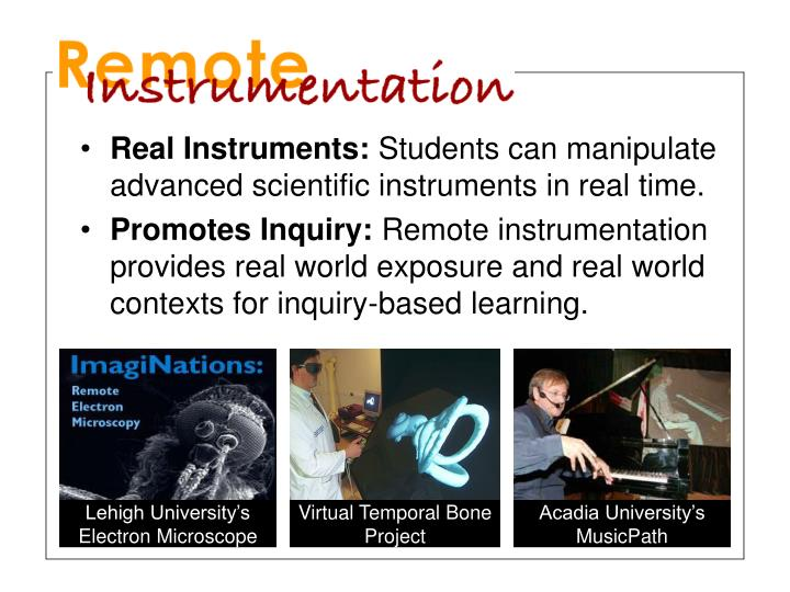 Real Instruments: