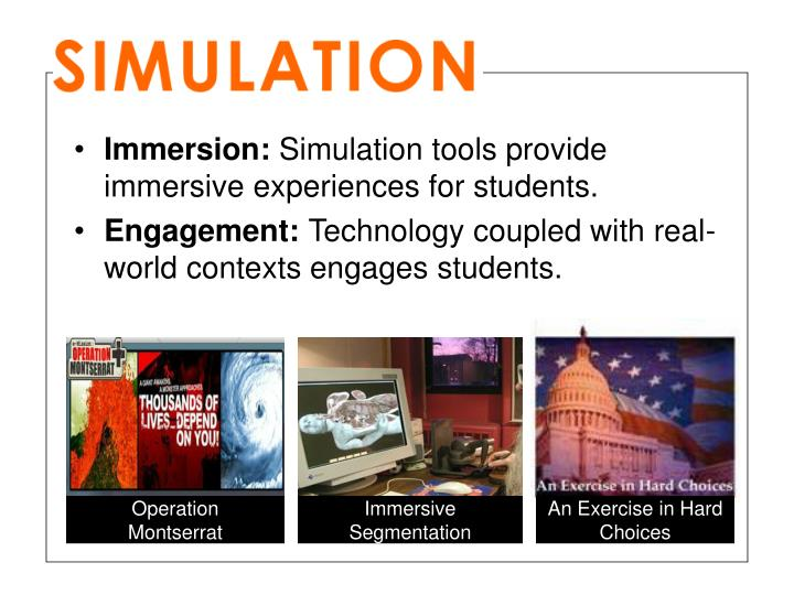 Immersion: