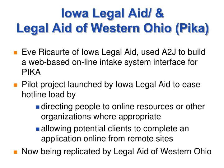 Iowa Legal Aid/ &