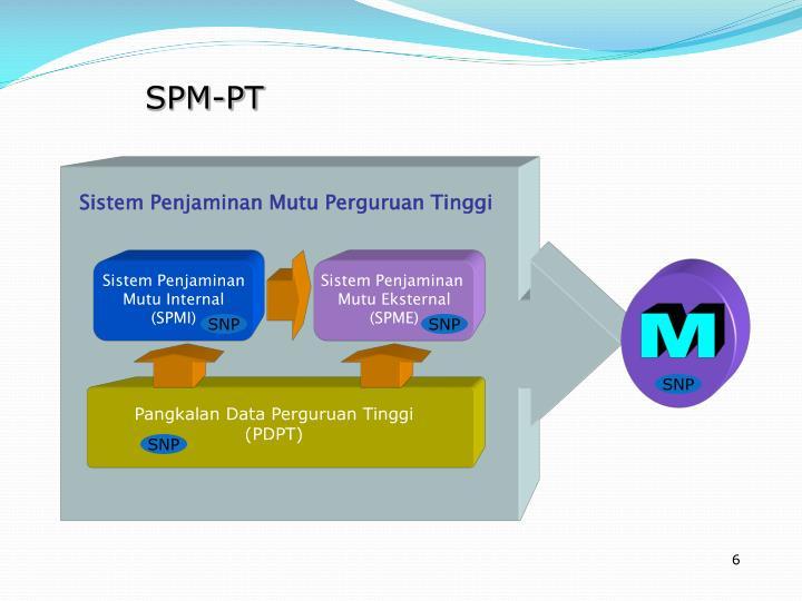 SPM-PT
