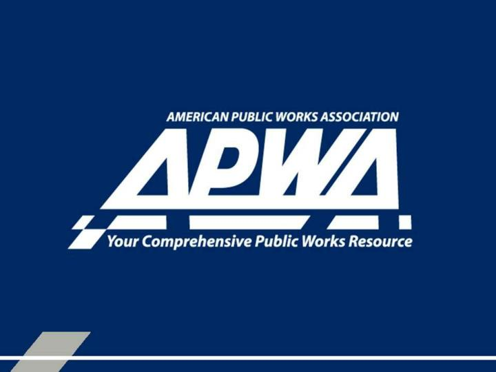 Apwa membership what can it do for you