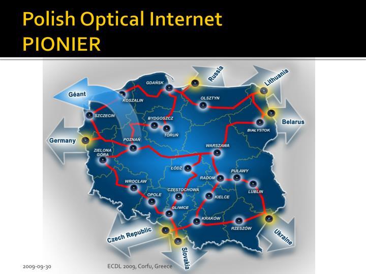 Polish Optical Internet