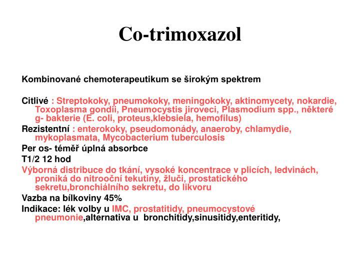 Co-trimoxazol