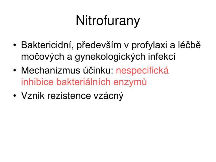 Nitrofurany