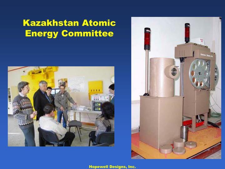 Kazakhstan Atomic Energy Committee