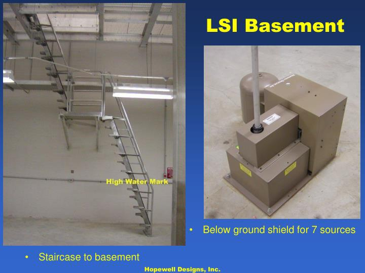 LSI Basement
