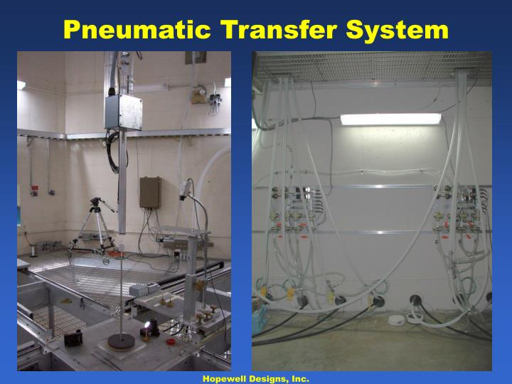 Pneumatic Transfer System