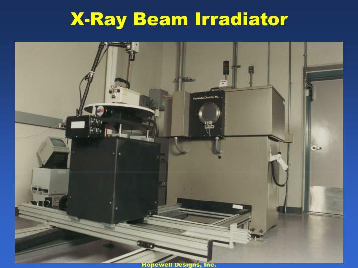 X-Ray Beam Irradiator