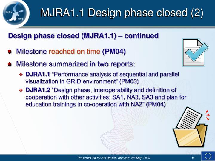 MJRA1.1