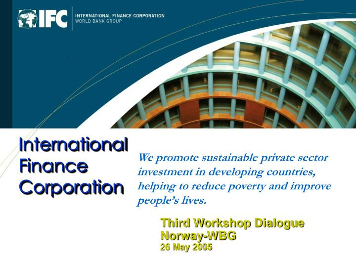 international finance exam Description: trade finance test based ucp600 & urr icc rules anyone who is interested to know the basics of trade financewho wants to start import & export trade domestic or overseas, students who is interested to know how trade functions in the international marketteachers, enterpreneurs, presenter can go through this to have.