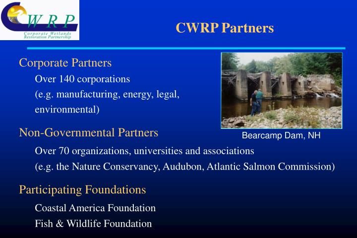 CWRP Partners