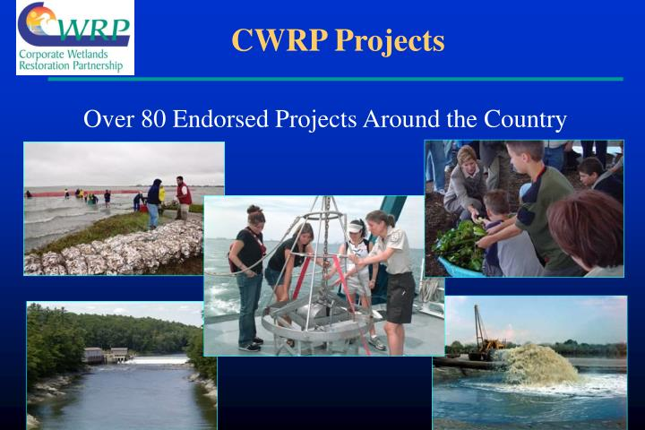 CWRP Projects