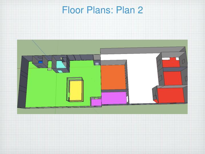 Floor Plans: Plan 2