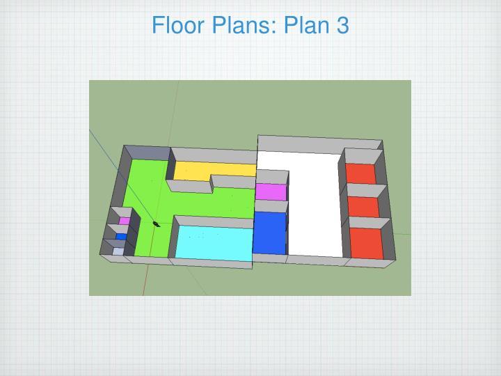 Floor Plans: Plan 3