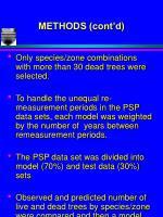 methods cont d1