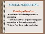 social marketing1