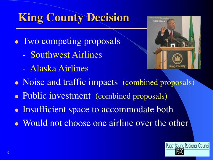 King County Decision