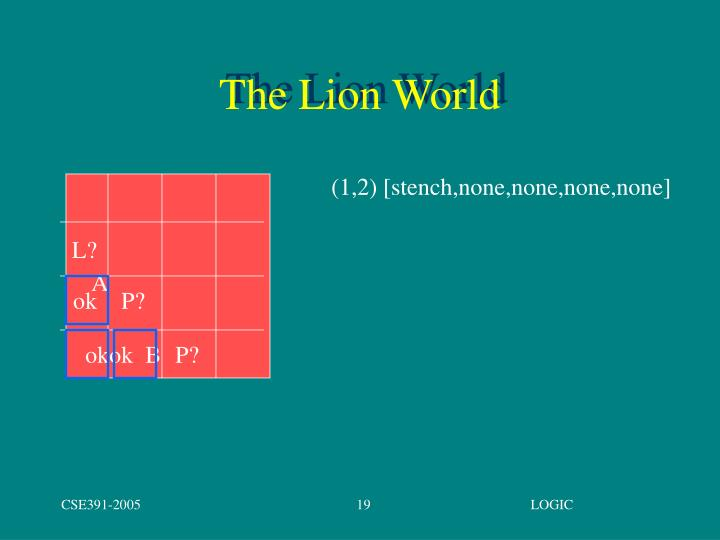 The Lion World