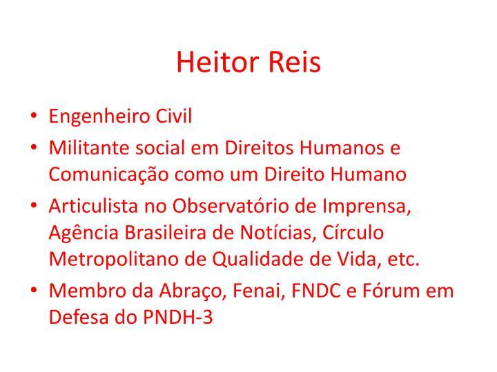 Heitor Reis
