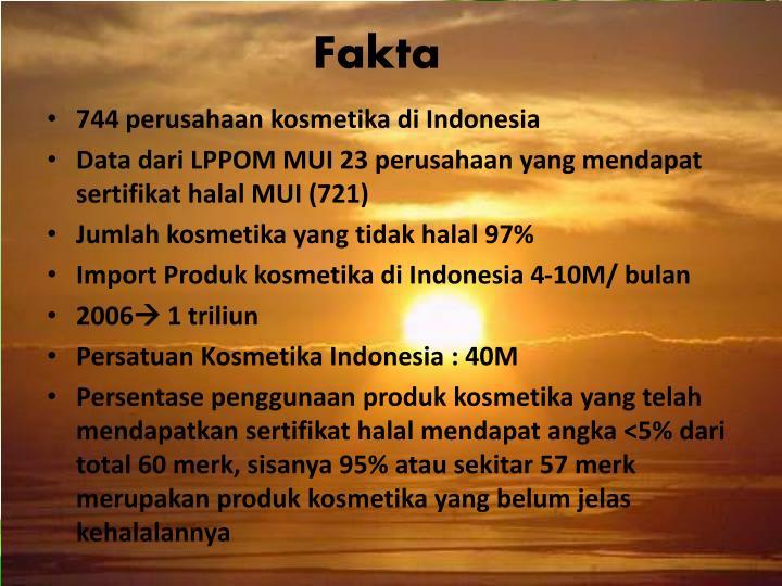 Fakta